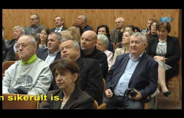 Embedded thumbnail for Jubileumot ünnepelt a szlovák középiskola