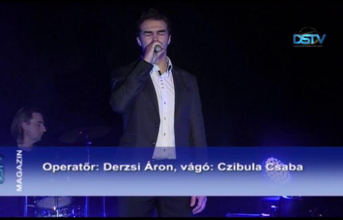 Embedded thumbnail for Dolhai Attila és Bordás Barbara emlékezetes koncertet adott