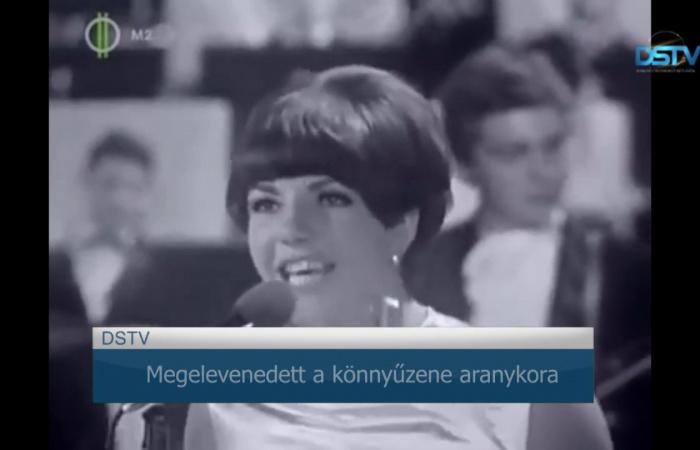 Embedded thumbnail for A magyar könnyűzene aranykora elevenedett meg Dunaszerdahelyen