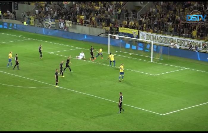 Embedded thumbnail for Szebbnél szebb hazai gólokat szerzett a DAC a bajnokságban