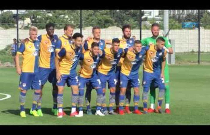 Embedded thumbnail for A DAC még Marco Rossival készül a Dinamo Tbiliszi elleni párharcra