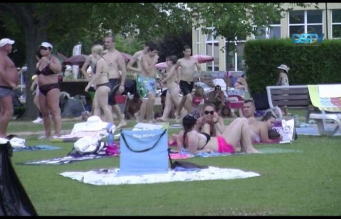 Embedded thumbnail for A cél, hogy a fürdővendégek jó körülmények között nyaralhassanak