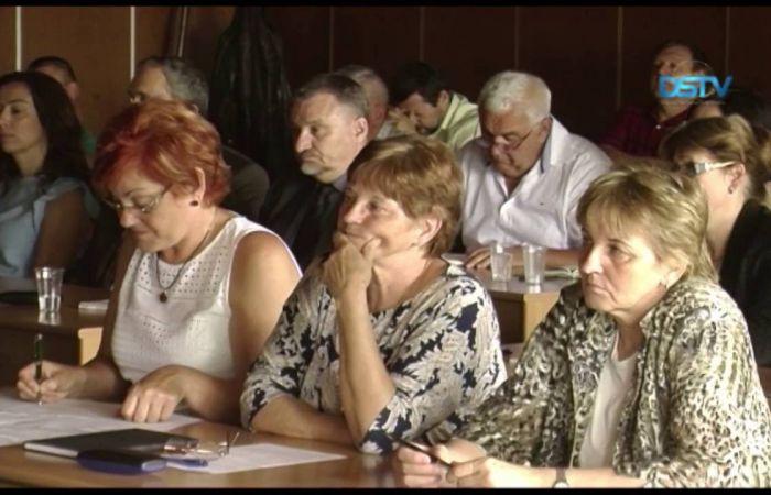 Embedded thumbnail for Az összejövetelen a mezőgazdaság aktuális helyzetéről tájékoztattak