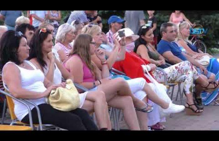 Embedded thumbnail for Countryzenei ízelítő a nyári koncerten
