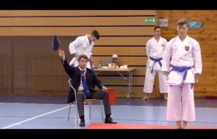 Embedded thumbnail for Újabb nagyszabású karateverseny volt városunkban