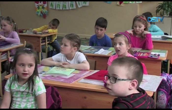 Embedded thumbnail for Több gyermeket írattak be a dunaszerdahelyi magyar alapiskolákba