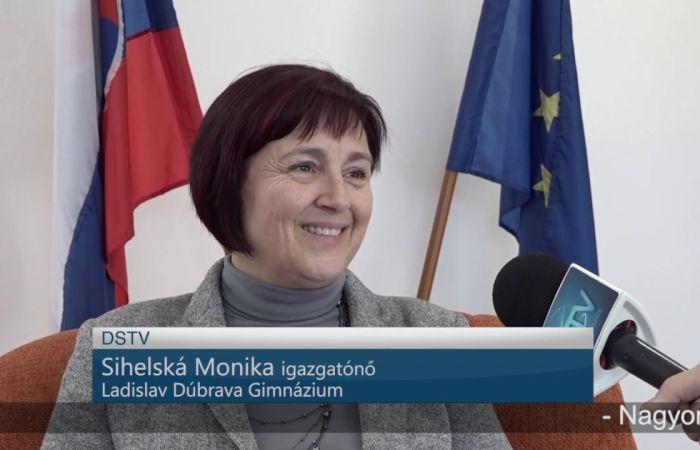Embedded thumbnail for Dunaszerdahelyi iskola is bekapcsolódik a diákcsereprogramba