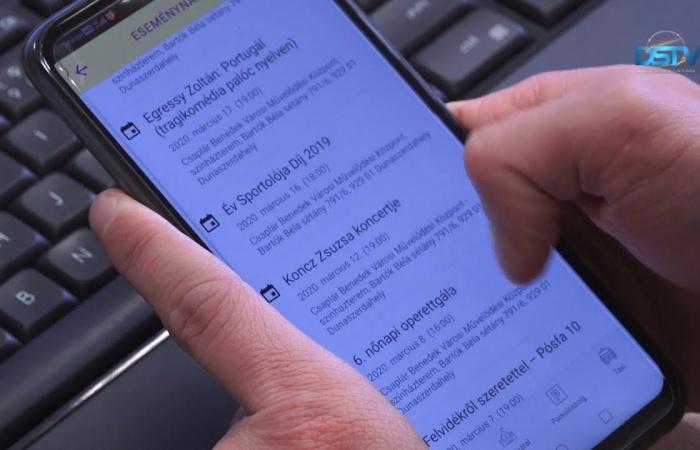 Embedded thumbnail for Egyre többen használják a DS APP mobiltelefonos alkalmazást