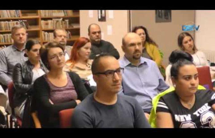 Embedded thumbnail for Megtartották az autista gyermekek szüleinek első találkozóját