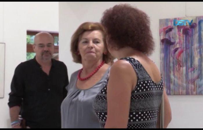 Embedded thumbnail for Két képzőművészeti kiállítást láthat a közönség
