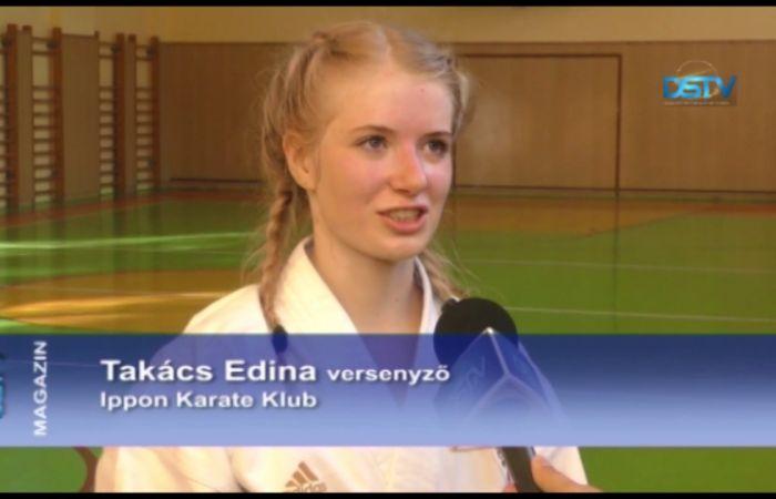 Embedded thumbnail for Szép dunaszerdahelyi sikerek a küzdősportokban is