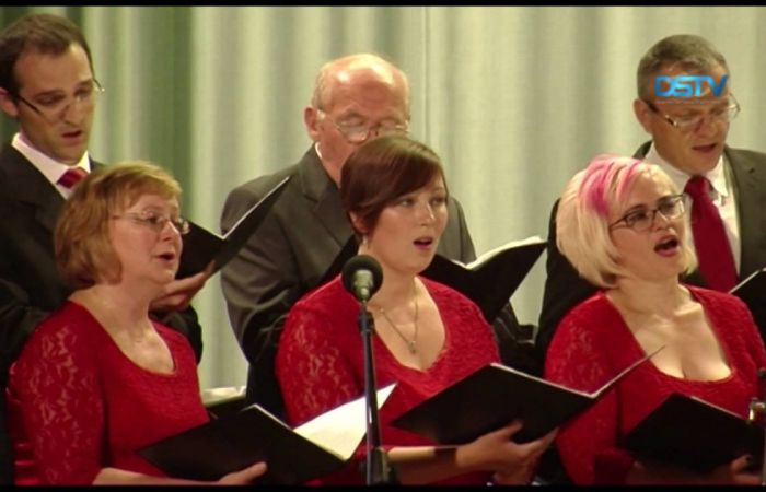 Embedded thumbnail for Koncerttel ünnepelt a Vox Camerata