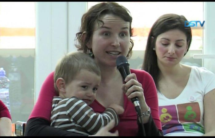 Embedded thumbnail for Szoptatás – különleges kötődés anya és kisbabája között