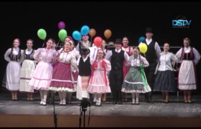 Embedded thumbnail for Generációk ropták a táncot az évzárón