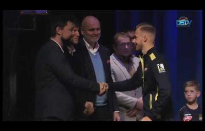 Embedded thumbnail for Sikeres évet ünnepelt a DAC futballklub