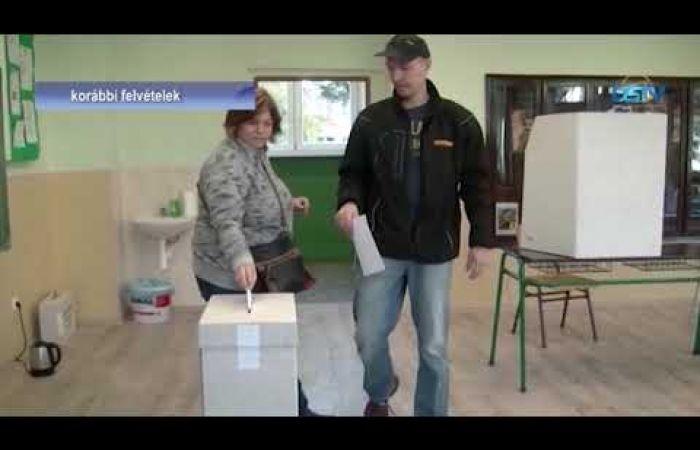 Embedded thumbnail for Dunaszerdahely polgármestert és városi képviselőket választ