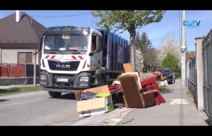 Embedded thumbnail for Nagy mennyiségű hulladék gyűlt össze a három hétvége során