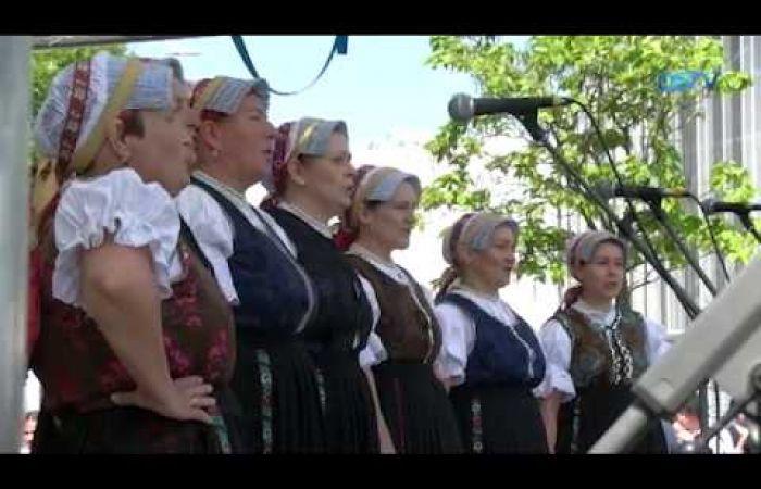 Embedded thumbnail for Ötödik, színes Magyar majális Dunaszerdahelyen