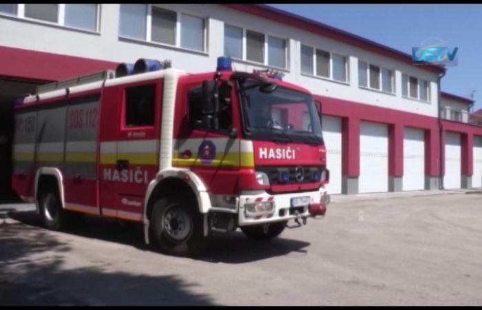 Embedded thumbnail for A tűzoltóság felkészült a fokozott tűzveszélyre