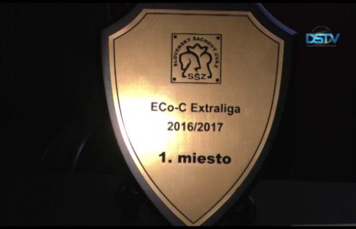 Embedded thumbnail for Másodszor lett országos bajnok a dunaszerdahelyi sakkcsapat