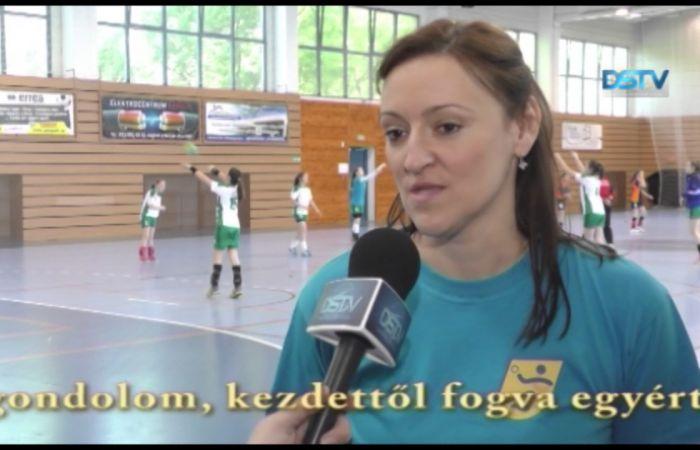 Embedded thumbnail for Bajnok lett a női kézilabdacsapat a II. ligában