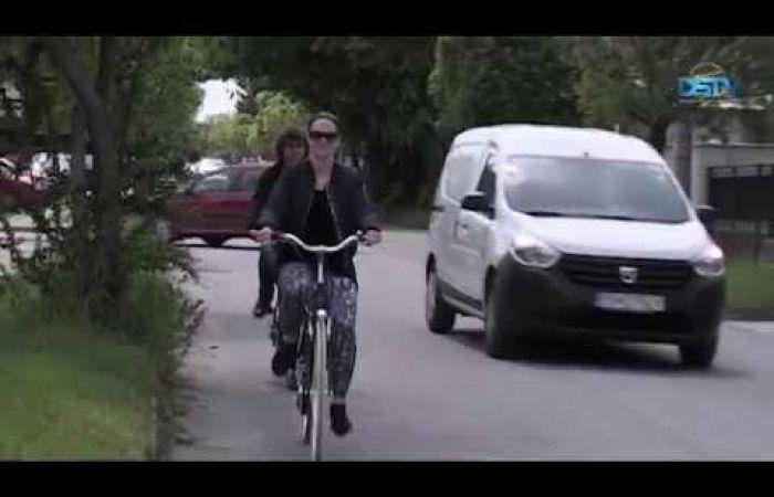 Embedded thumbnail for Dunaszerdahely idén is benevezett a kerékpáros versenybe