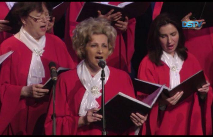 Embedded thumbnail for Jubileumi koncerttel ünnepelt a Szent György Kórus