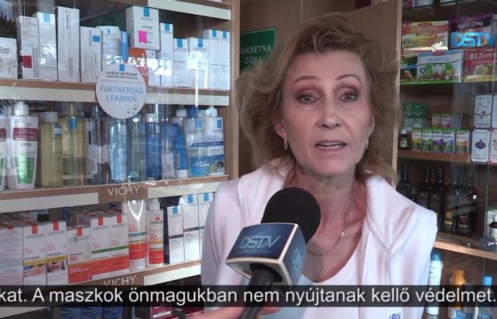 Embedded thumbnail for Az emberek továbbra is tartanak a koronavírustól
