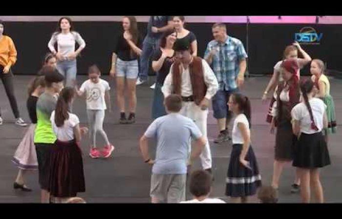 Embedded thumbnail for Május harmadik hétvégéjén táncra perdült városunk