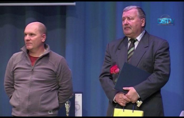 Embedded thumbnail for Másodszor díjazták a város legjobb sportolóit