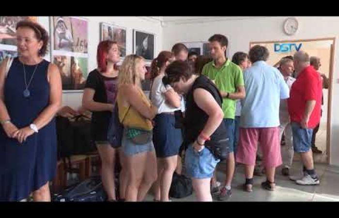 Embedded thumbnail for Kreatív, tenni akaró magyar fiatalok találkoztak városunkban