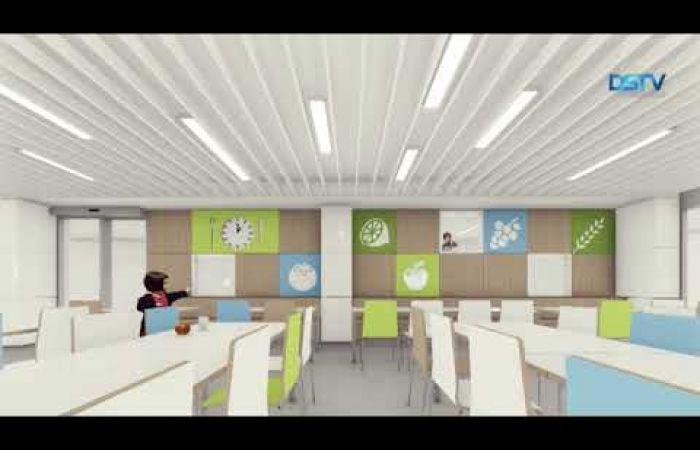 Embedded thumbnail for Indul a városi iskolai étkeztetés modernizációjának projektje