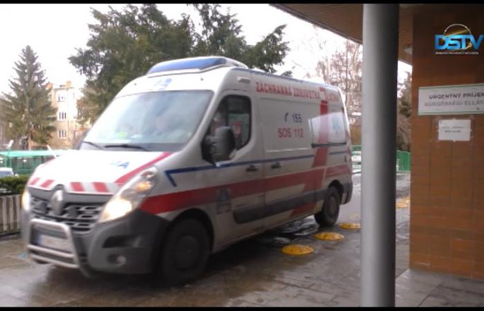 Embedded thumbnail for Magas a fertőzöttek száma a Dunaszerdahelyi járásban