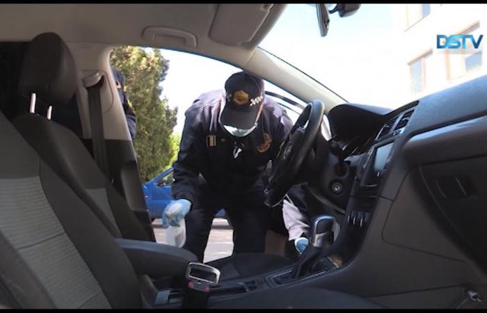Embedded thumbnail for A városi rendőrségre sok feladatot ró a járvány