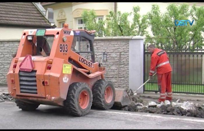 Embedded thumbnail for Tavaszi városfejlesztés és városszépítés