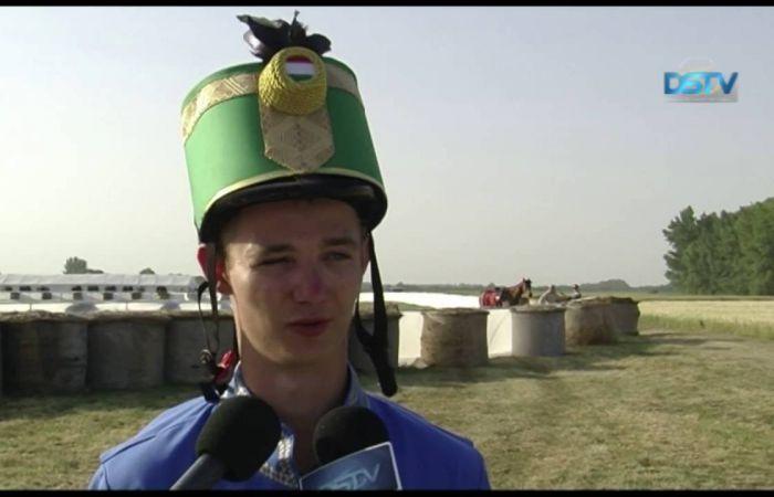 Embedded thumbnail for Színes magyar lovasesemény a Felvidéki Vágta