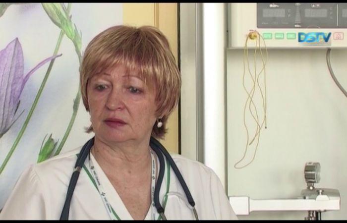 Embedded thumbnail for Korszerű műszerekkel gazdagodott a kórház újszülött osztálya