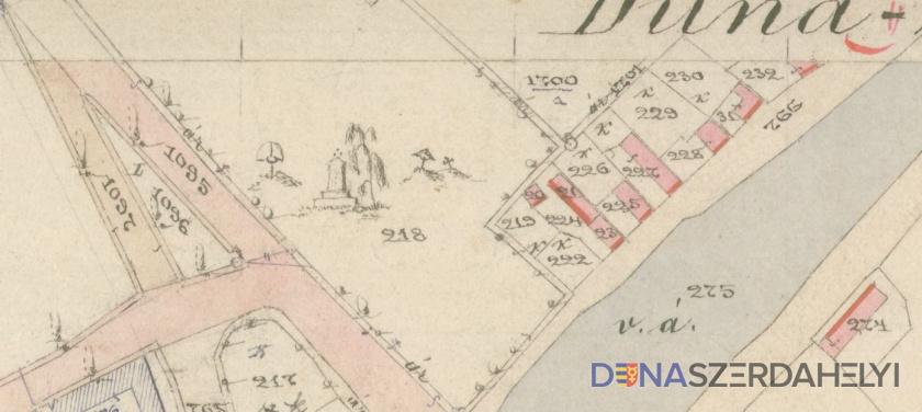 Szerdahely–Újfalu régi temetője