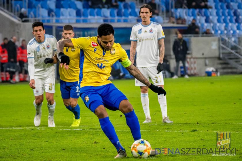 Beszámoló: Slovan-DAC 2:0 (1:0)