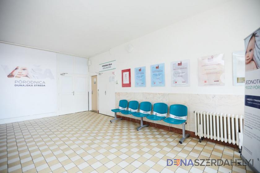 Betöltésre váró munkahelyek a dunaszerdahelyi kórházban?