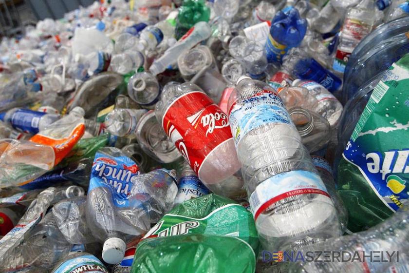 Ne feledje, csütörtökön szállítják el a szeparált műanyaghulladékot!