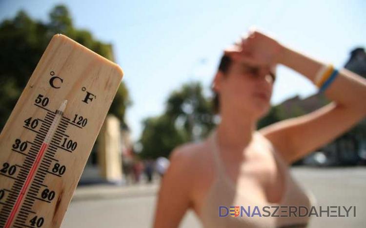 Folytatódik a júniusi kánikula – egész nap hőségriasztás van érvényben