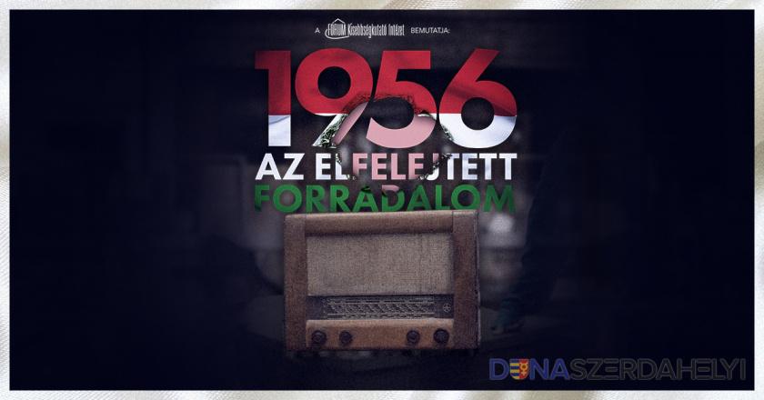 1956 - Az elfelejtett forradalom - VIDEÓ