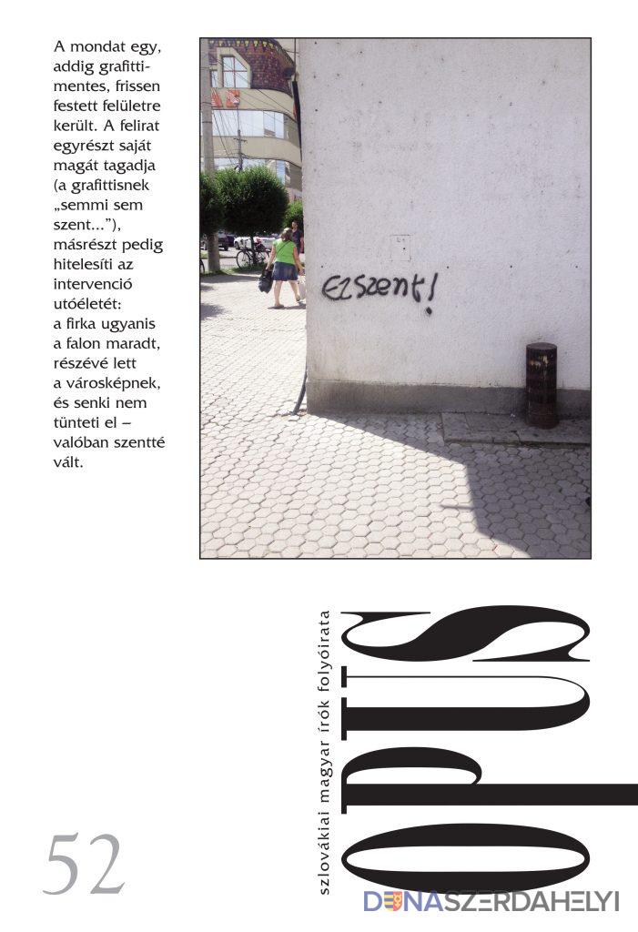 Pályázat az Opus irodalmi folyóirat főszerkesztői posztjára