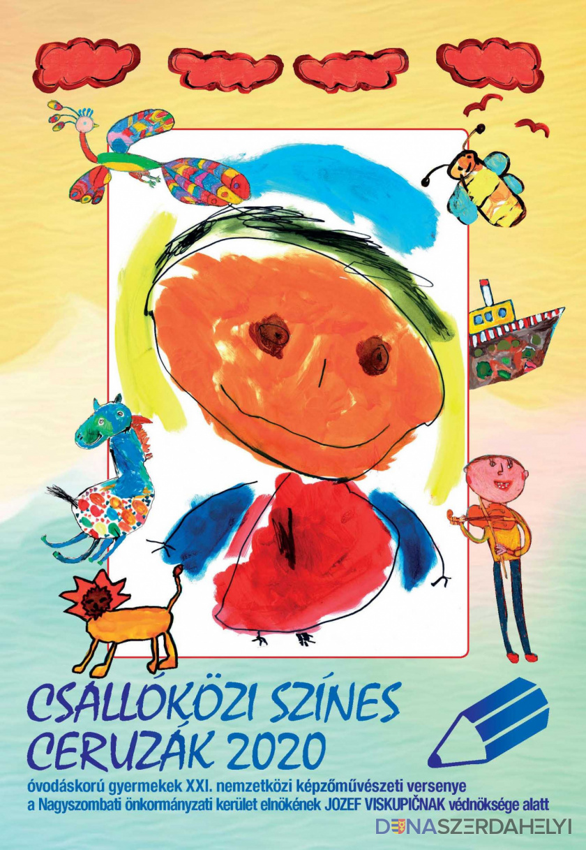 Várják az alkotásokat a XXI. Csallóközi Színes Ceruzákra!