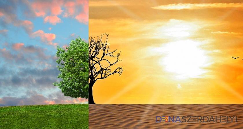 3-4 fokkal is emelkedhet az évi átlaghőmérséklet Szlovákiában
