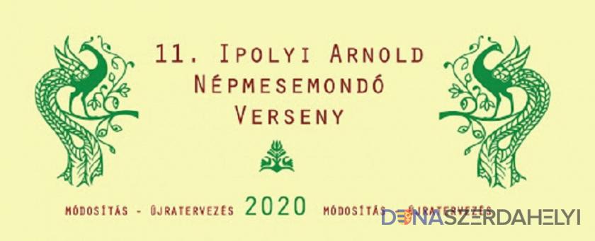 A XI. Ipolyi Arnold Népmesemondó Verseny módosított felhívása