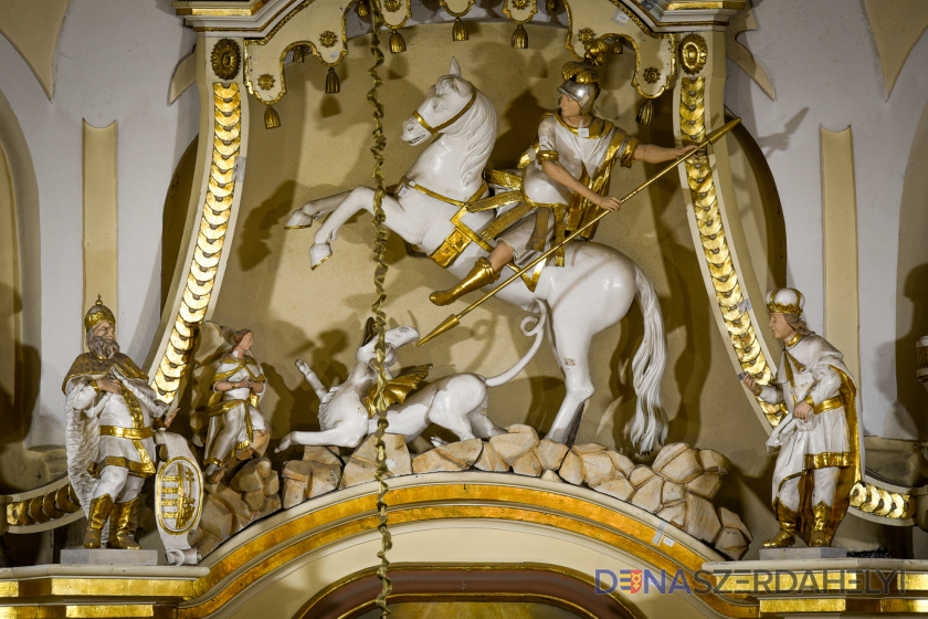 """""""Szent György lovag, közbenjárónk…"""""""