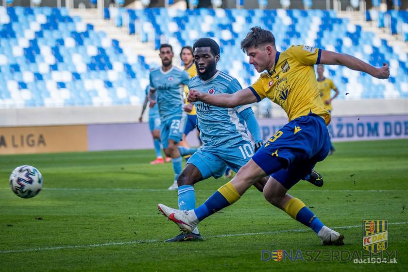 Változik a Slovan-DAC derbi időpontja