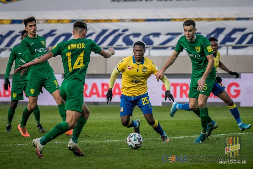 A DAC-Zsolna mérkőzés előtt: az európai kupaszereplés küszöbén